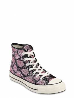 Converse Chuck 70 Snake Sequins Sneakers 70IXGN013-NTIzLCBMSUxBQw2