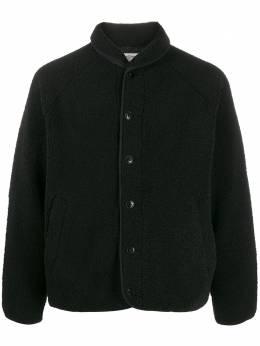 Ymc куртка свободного кроя из искусственной овчины P7MAR