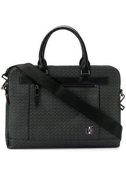 Tommy Hilfiger портфель с монограммой AM0AM05036