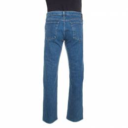 Gianfranco Ferre Blue Denim Straight Leg Jeans L 245121