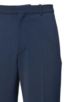 Tailored Wool Blend Pants Balenciaga 71IOFW013-NDYwNA2