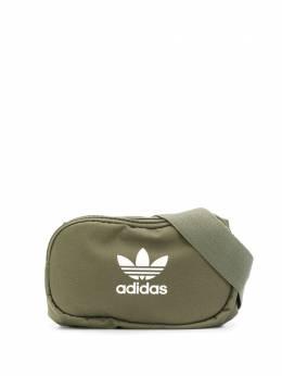 Adidas поясная сумка с логотипом ED8680
