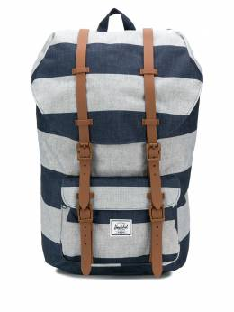 Herschel Supply Co. полосатый рюкзак Little America 661190260