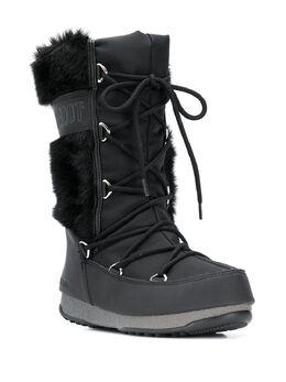 Moon Boot зимние сапоги на шнуровке 24009600