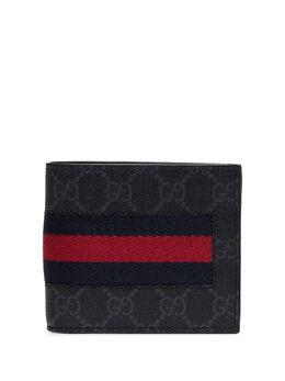 Gucci Ophidia Web stripe wallet 408826KHN4N