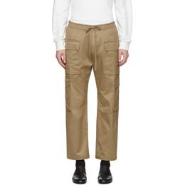 Barena Beige Frambol Cargo Pants 201313M18801604GB