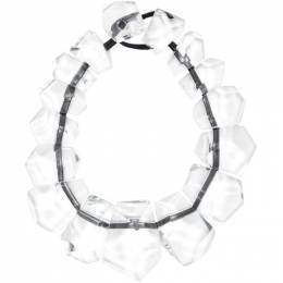 Monies Transparent Doha Necklace 201275F02300801GB