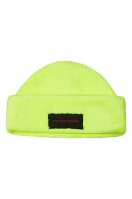 Неоново-желтая шапка Alexander Wang 367166761