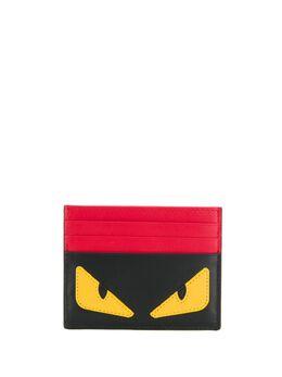 Fendi Monster Eyes cardholder 7M0164O73