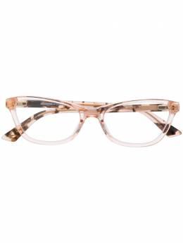 MCQ by Alexander McQueen очки в прямоугольной оправе MQ0238OP