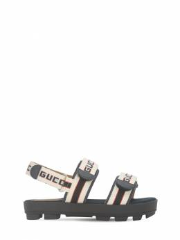 Sam Faux Leather Sandals Gucci 71ILAS024-OTU3OA2