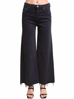 Undercover Ankle Wide Leg Cotton Jeans Mother 71IRT4005-RkRC0