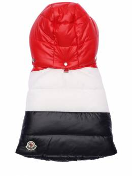Tricolor Nylon Pet Jacket Moncler Genius 70I8N6002-NDU10