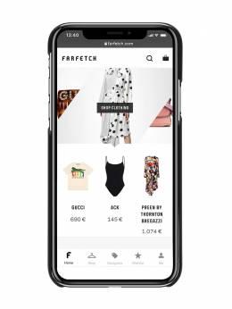 Off-White чехол для iPhone X OMPA007F182940051088