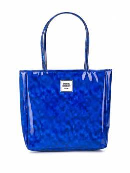 Opening Ceremony mini printed North-South tote R20ZEV17025