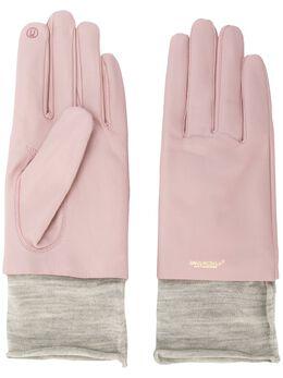 Undercover многослойные перчатки UCX4G04