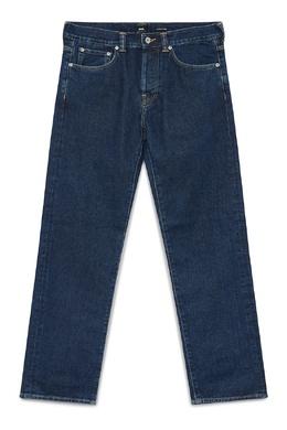 Синие джинсы с потертостями Edwin 2835167400