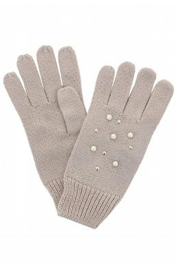 Перчатки бежевого цвета Liu Jo 1776167560