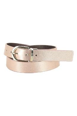 Ремень цвета розовый металлик Liu Jo 1776167550