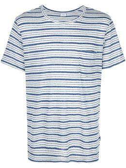 Onia футболка Chad в полоску MCS3012