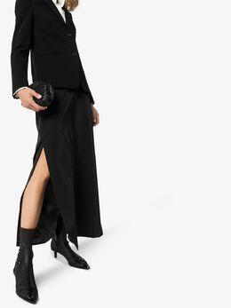 Jil Sander ботинки-носки с разрезами JS33100A10106