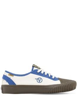 Ua Th Authentic One Piece Lx Sneakers Vans 70IW8Y009-TkFUVVJBTC9CTFVF0