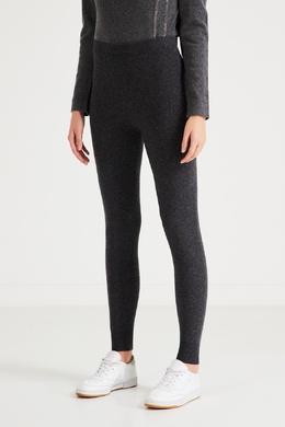 Серые брюки из кашемира Fabiana Filippi 2658167191