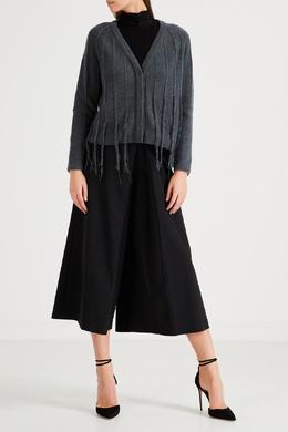 Серый свитер из кашемира Fabiana Filippi 2658167332