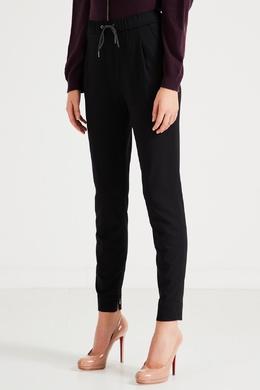 Черные брюки из шерсти Fabiana Filippi 2658167225