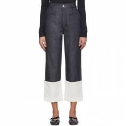 Loewe Navy Fisherman Jeans 201677F06924301GB