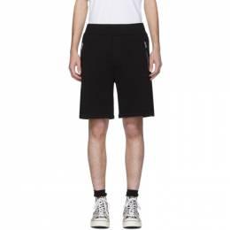 Marni Black Logo Shorts 201379M19300804GB