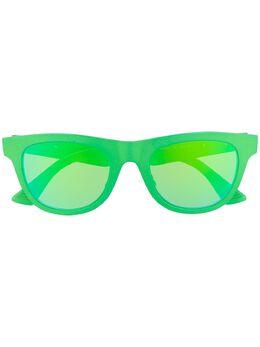Bottega Veneta Eyewear round-frame sunglasses 610615VCI90