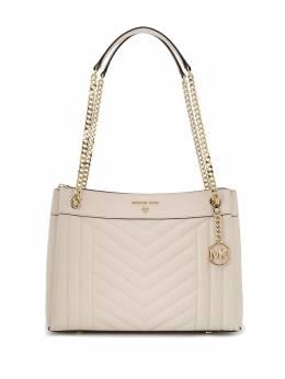 MICHAEL Michael Kors стеганая сумка на плечо Susan среднего размера 30H9LUSL2T
