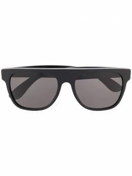 Retrosuperfuture солнцезащитные очки с прямым верхом 557