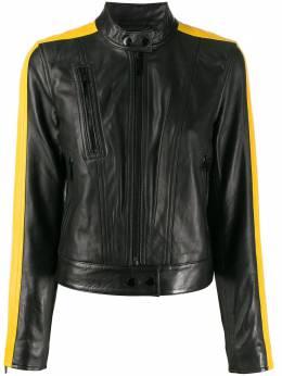 MICHAEL Michael Kors куртка с полосками MH92J458RK