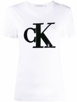 Calvin Klein Jeans футболка с логотипом J20J212919