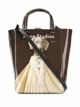 Acne Studios сумка-тоут Baker AP S C10027