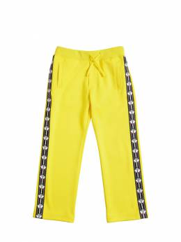 Triacetate Sweatpants W/ Bands Dsquared2 71ILX0007-RFEyMDU1