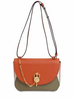 Keyts Leather & Suede Shoulder Bag J.W. Anderson 71IIJ6014-NDE50