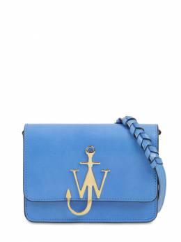 Anchor Logo Leather Bag W/braided Strap J.W. Anderson 71IIJ6007-ODM30