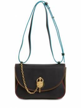 Keyts Leather Shoulder Bag J.W. Anderson 71IIJ6002-OTk50