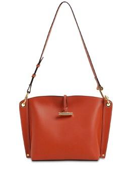 Small Hoist Smooth Leather Shoulder Bag J.W. Anderson 71IIJ6001-NDE50