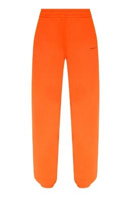Оранжевые спортивные брюки Off-White 2202166896