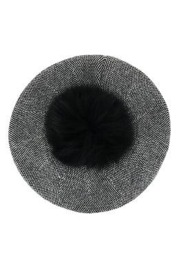 Серый берет с брошью Liu Jo 1776168377