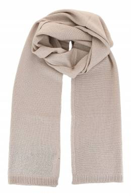 Бежевый шарф со стразами Liu Jo 1776168123