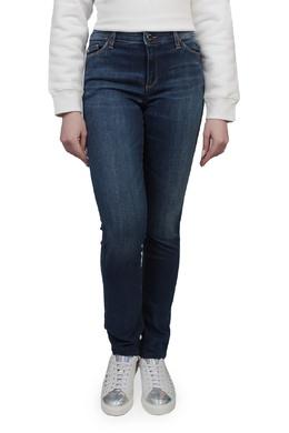 Прямые синие джинсы Armani Jeans 1742167267