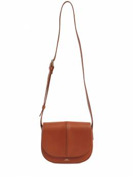 Betty Saffiano Leather Bag A.P.C. 71IJ5N025-RUFK0