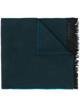 Canali однотонный шарф MF00152