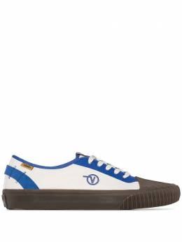 Vans X Taka Hayashi blue and white One Piece low top sneakers VN0A45K8TX31