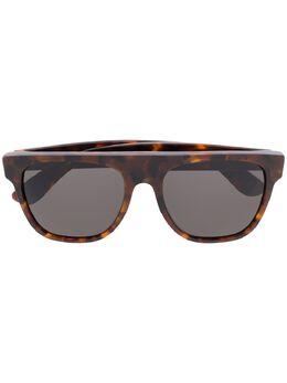 Retrosuperfuture солнцезащитные очки в оправе черепаховой расцветки PQM
